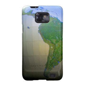 South America Samsung Galaxy SII Cases