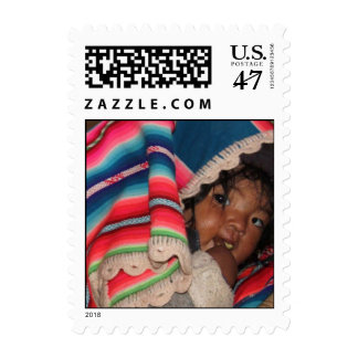 South America Children, South American Child, Baby Postage