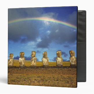 South America, Chile, Easter Island. The full Binder