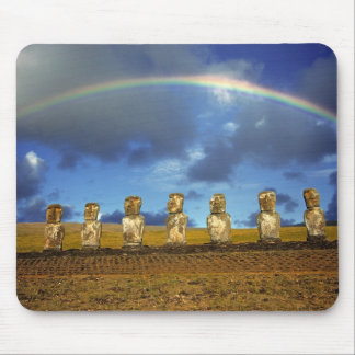 South America, Chile, Easter Island. The full Mouse Pad