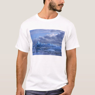 South America, Chile, San Rafael Lagoon NP. T-Shirt
