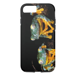 South America, Ecuador, Amazon. Leaf frogs iPhone 7 Case