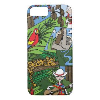 South America iPhone 7 Case
