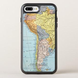 SOUTH AMERICA: MAP, c1890 OtterBox Symmetry iPhone 7 Plus Case