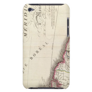 South America Northeast Barely There iPod Cover