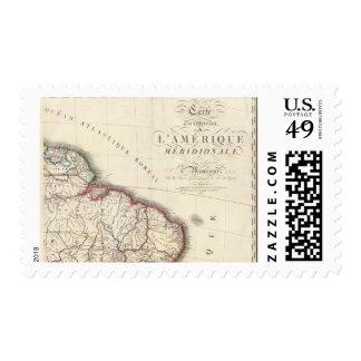 South America Northeast Postage