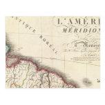 South America Northeast Postcard