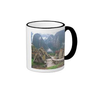 South America, Peru, Machu Picchu Coffee Mug