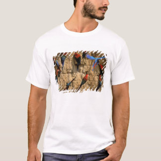 South America, Peru, Manu National Park, T-Shirt
