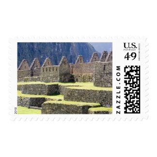 South America - Peru. Stonework in the lost Inca Postage