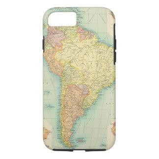 South America political iPhone 7 Case