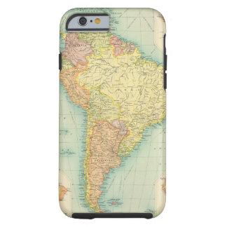 South America political Tough iPhone 6 Case
