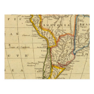 South America Postcard