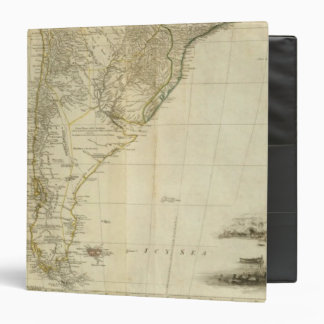South America Southern Section Binder