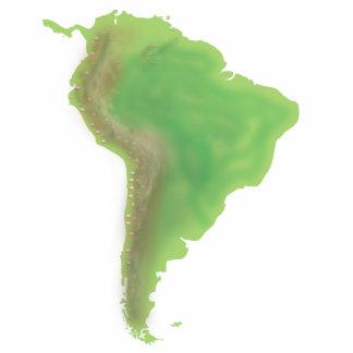 South America Statuette