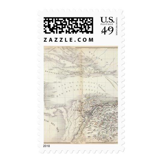 South America, West Indies Postage