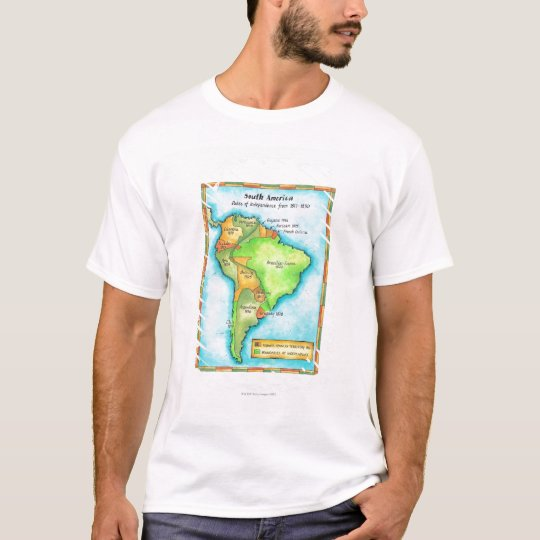 South American Independence T-Shirt