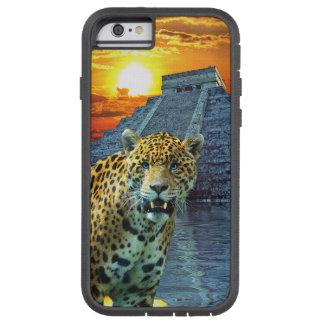 South American Jaguar at Chichen Itza Tough Xtreme iPhone 6 Case