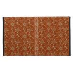 south american pattern iPad folio cases