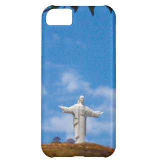 South American Statue of Jesus Christ Case For iPhone 5C