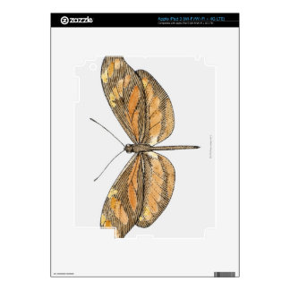 South American Tiger Decal For iPad 3