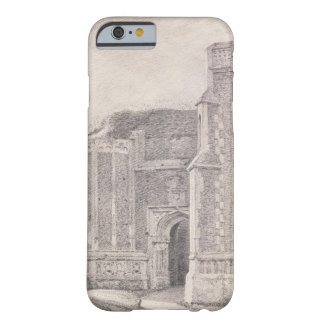 South Archway of the ruined tower of East Bergholt Barely There iPhone 6 Case