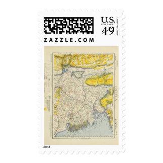 South Asia, India, Bangladesh Postage