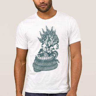SOUTH ASIAN ART GOD SNAKE T-Shirt