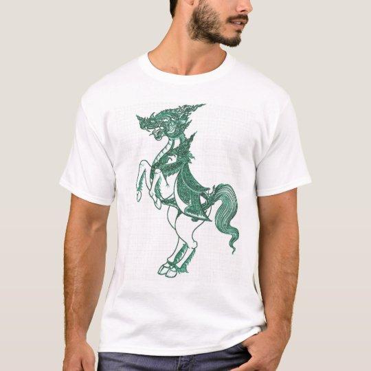 SOUTH ASIAN HINDU - BUDDHIST GOD  HORSE T-Shirt