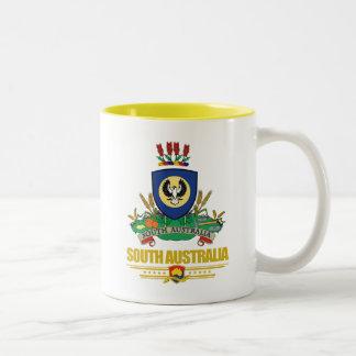 South Australia COA Two-Tone Coffee Mug