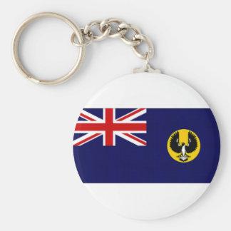 South Australia Flag Keychain