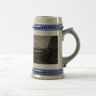 South Bank London Beer Stein