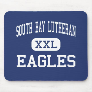 South Bay Lutheran - Eagles - High - Torrance Mouse Pads