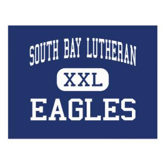 South Bay Lutheran - Eagles - High - Torrance Postcard