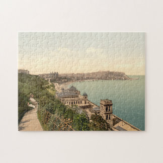 South Bay, Scarborough, Yorkshire, England Jigsaw Puzzles
