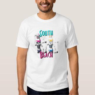 ~South Beach Bikini Pop Art~ TEE