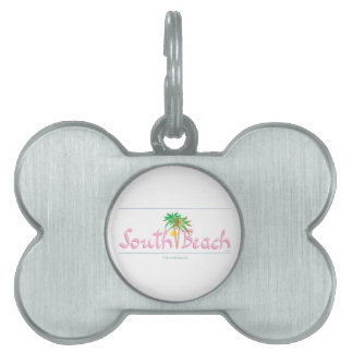 South Beach, FL Pet ID Tag