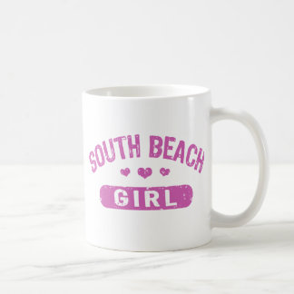 South Beach Girl Mugs