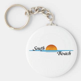 South Beach Keychain