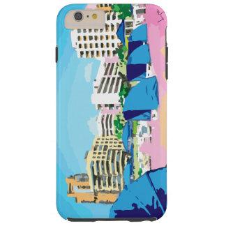 SOUTH BEACH, MIAMI, FLORIDA TOUGH iPhone 6 PLUS CASE