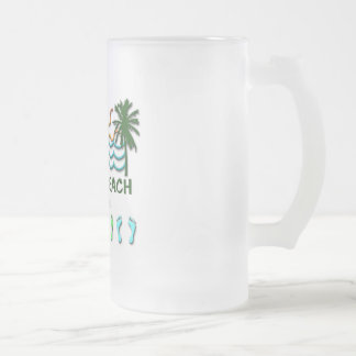 South Beach Miami Coffee Mugs