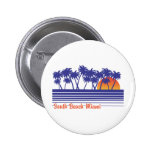 South Beach Miami Pin