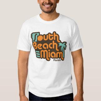 South Beach Miami T Shirt