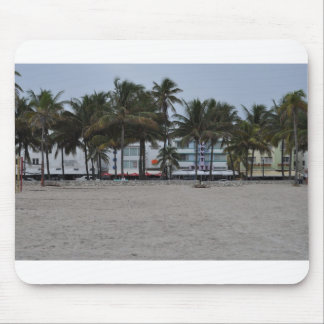 South Beach Mouse Pad