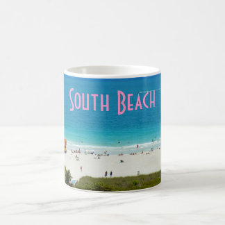 ~South Beach~MUG Classic White Coffee Mug