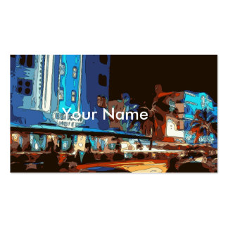 South Beach Nightclub, Miami Souls Double-Sided Standard Business Cards (Pack Of 100)