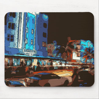 South Beach Nightclub, Miami Souls Mouse Pad