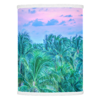 South Beach Photography Lamp Shade