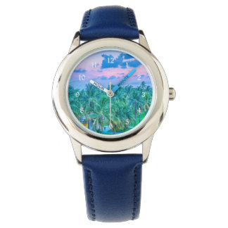 South Beach Photography Wrist Watch