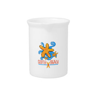 South Beach Drink Pitchers